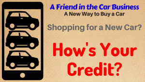 how is your credit?